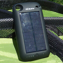 Mi Suny - Solar iPhone charger