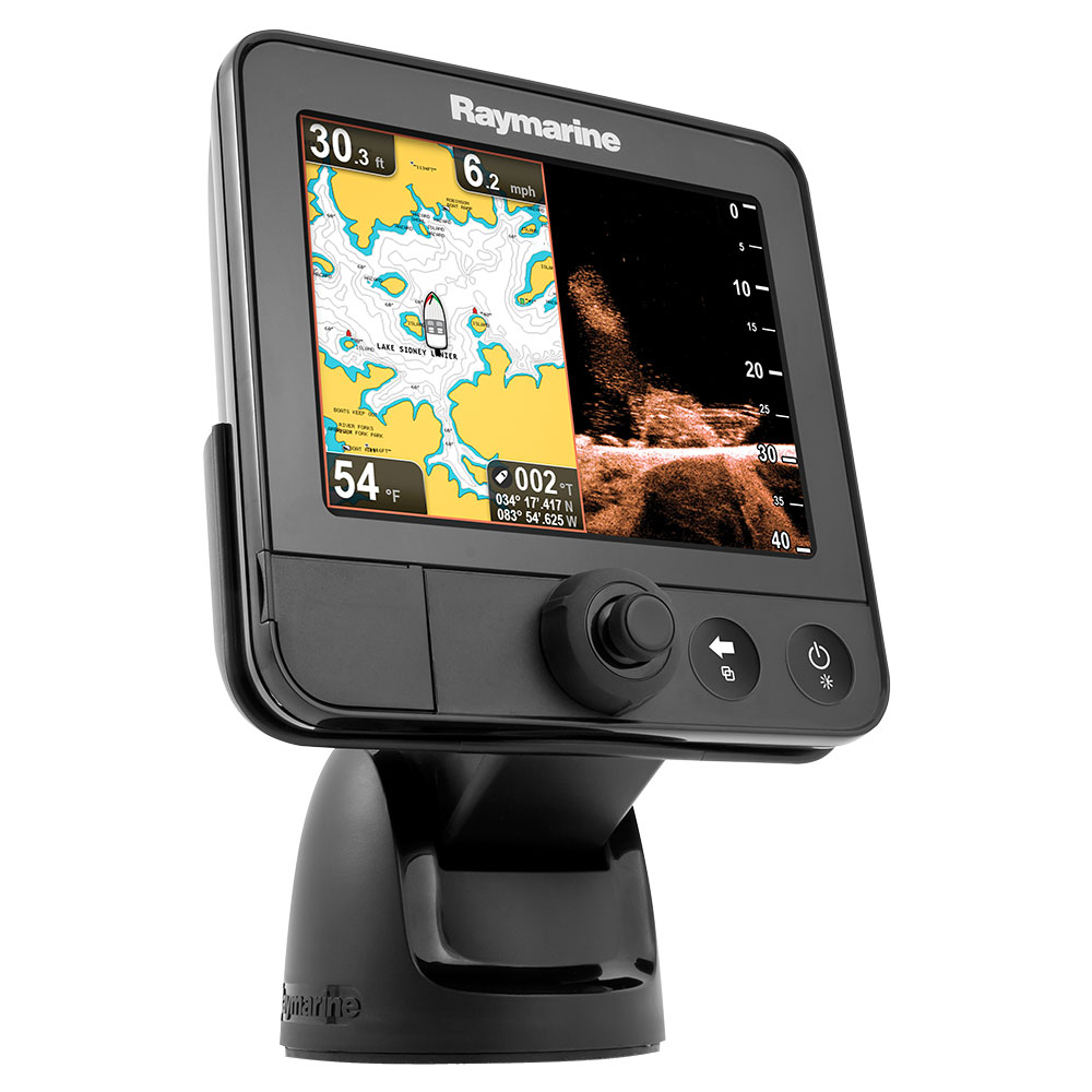 An excellent review on Raymarine Dragonfly Fishfinder