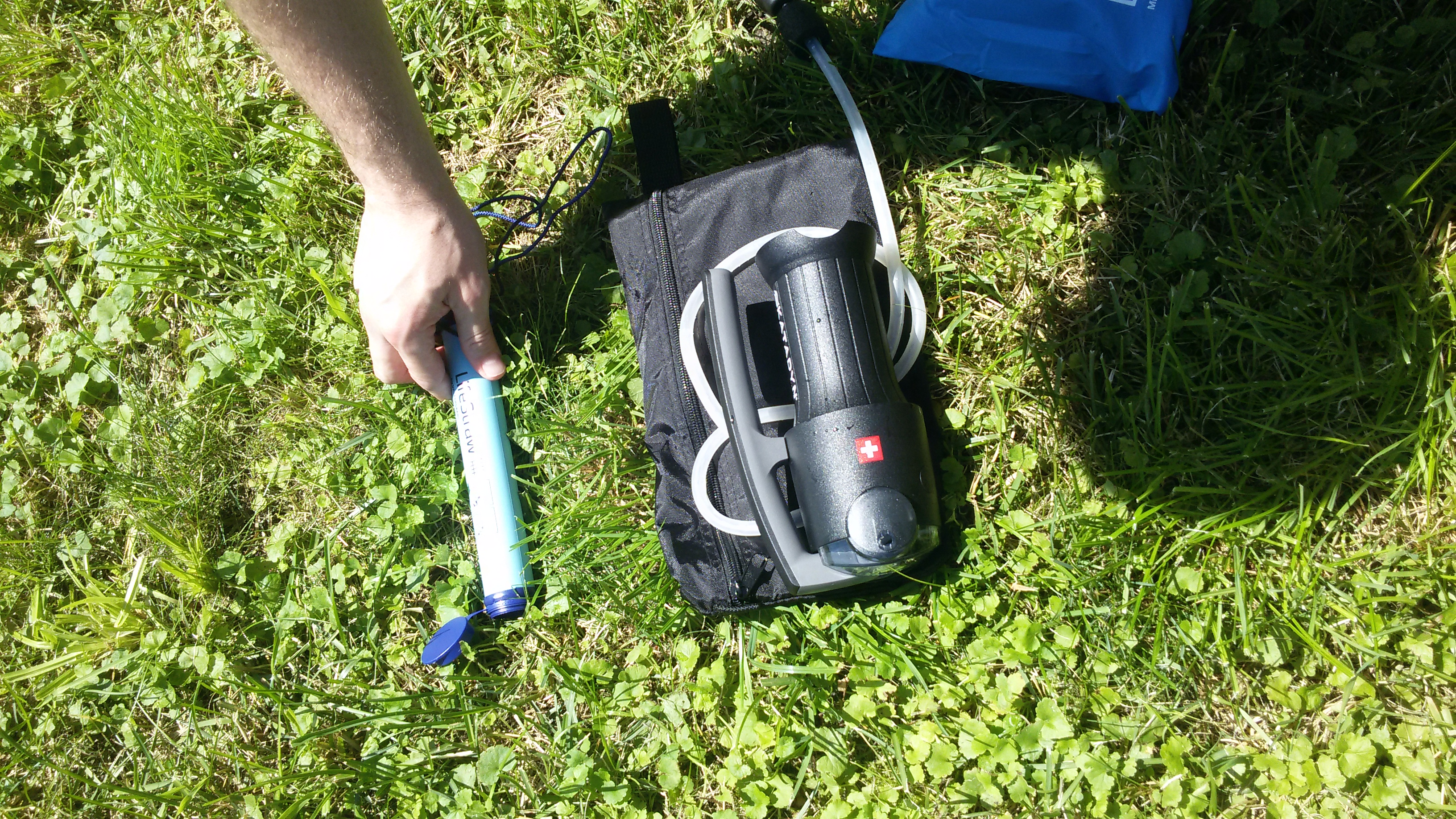 Lifestraw compared to other water filters