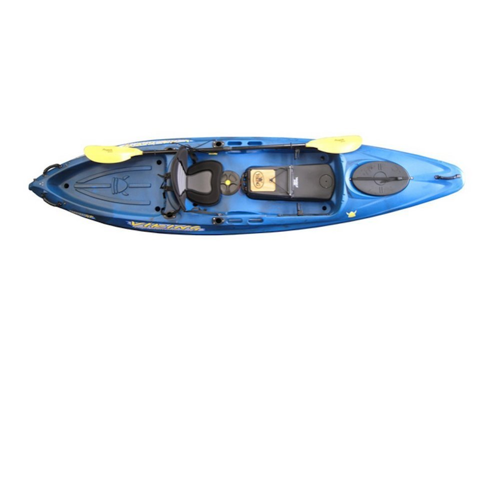 The Wilderness Systems Pungo 140 Angler Fishing Kayak Review 1