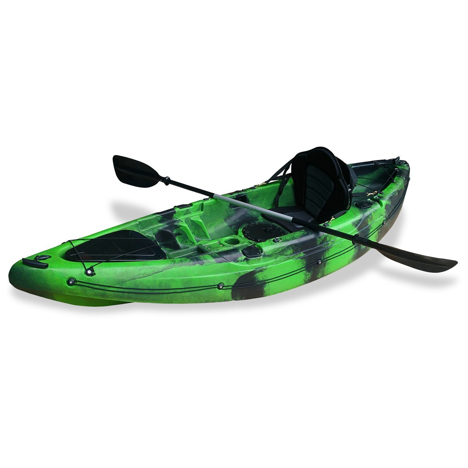 The Heritage Kayaks Featherlite 9.5 Angler Review 1