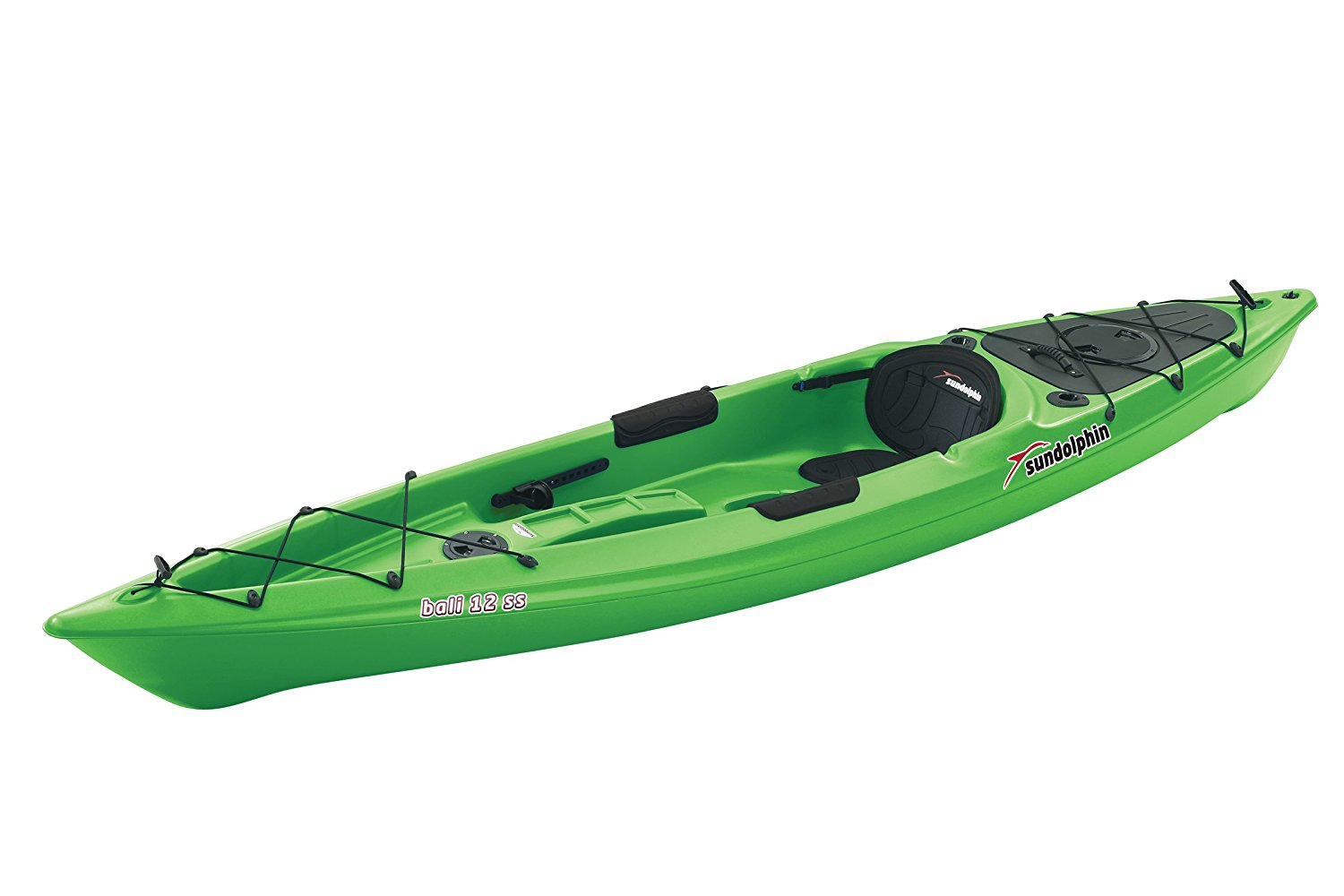 Sun Dolphin Bali SS 12-Foot Sit-on top Kayak Review 1
