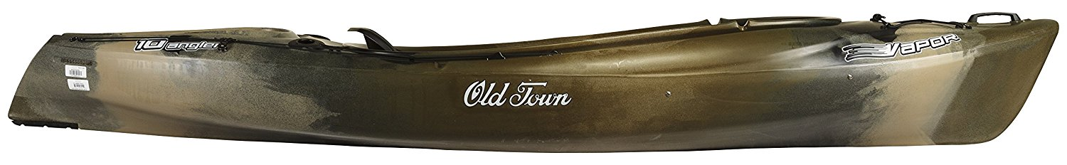 Old Town Vapor 12 Angler Review 3