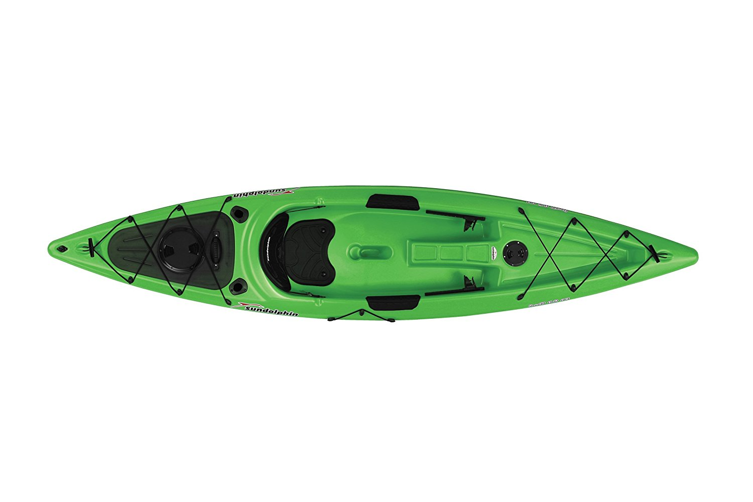 Sun Dolphin Bali SS 12-Foot Sit-on top Kayak Review 2