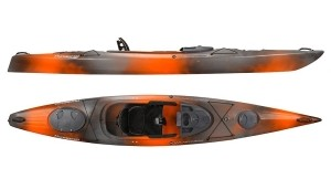 The Wilderness Systems Pungo 140 Angler Fishing Kayak Review 2