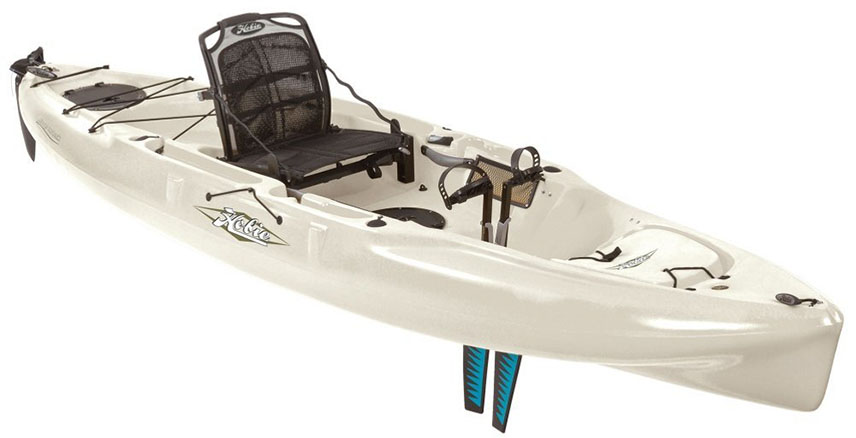 The Hobie Mirage Outback Fishing Kayak Review 2