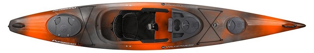 The Wilderness Systems Pungo 140 Angler Fishing Kayak Review 3