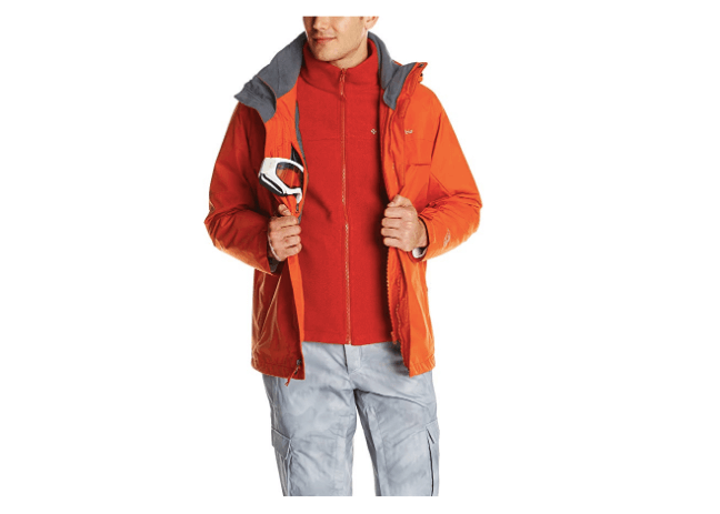 Columbia Bugaboo Interchange Jacket Reviewed GearWeAre