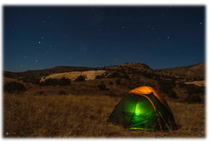 Kelty Grand Mesa 4-Person Tent