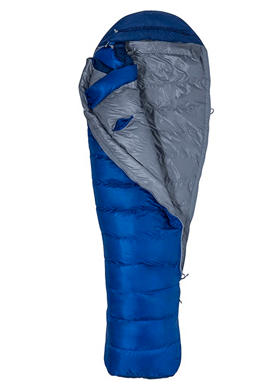 Marmot Sawtooth 15F Degree Down Sleeping Bag