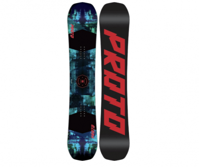 Never Summer Proto Type Two Snowboard Reviewed 2018 GearWeAre