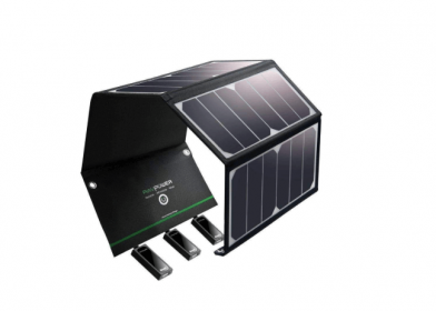 RAVpower Solar Charger Reviewed 2018 GearWeAre