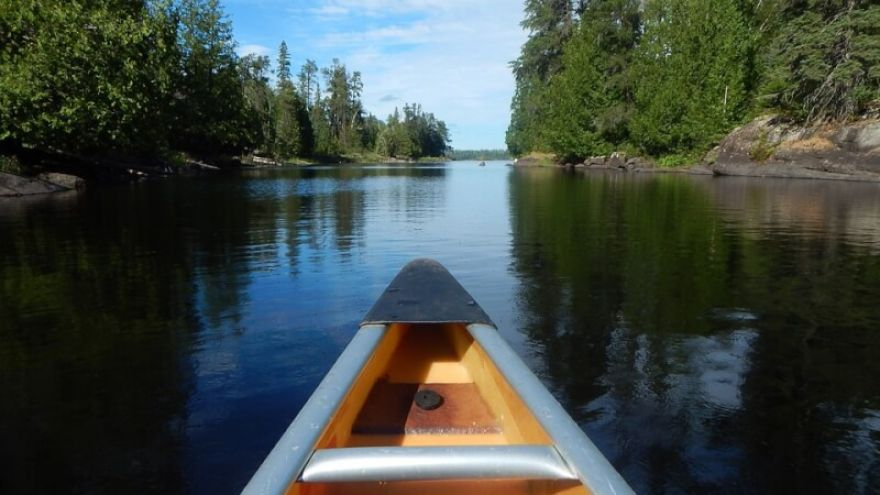 Paddling the Boundary Waters 2019 GearWeAre