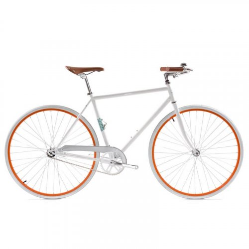 State Bicycle 4130 Chromoly Steel Fixed Geared Bike