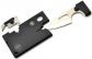 Cable And Case Tactical Knife Card
