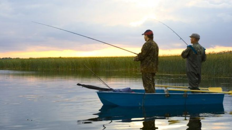 The Health Benefits of Fishing