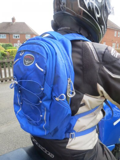 Our review of the Osprey Axis 18