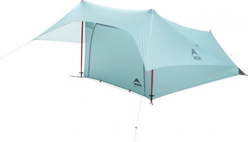 MSR Flylite Tent with Canopy Style Rainfly