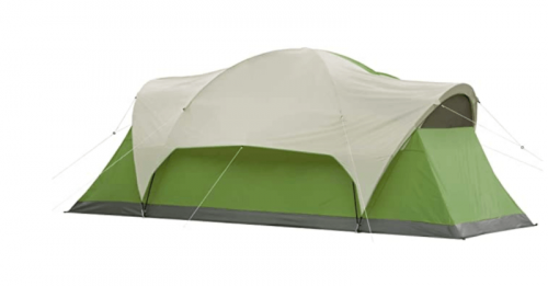 Coleman Evanston 8-Person Tent with Screen Room 2