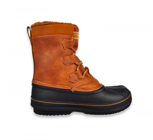 LONDON FOG Boys Cheshire Cold Weather Snow Boot  2
