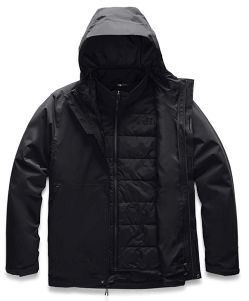 The North Face Carto Triclimate Hooded Jacket
