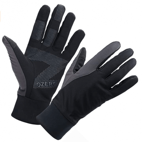 OZERO Winter Gloves for Men Waterproof and Touch Screen