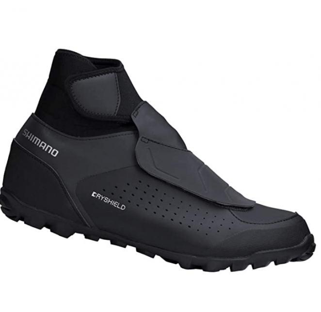 SHIMANO SH-MW501 Affordable SPD Shoe for The Cold and Wet