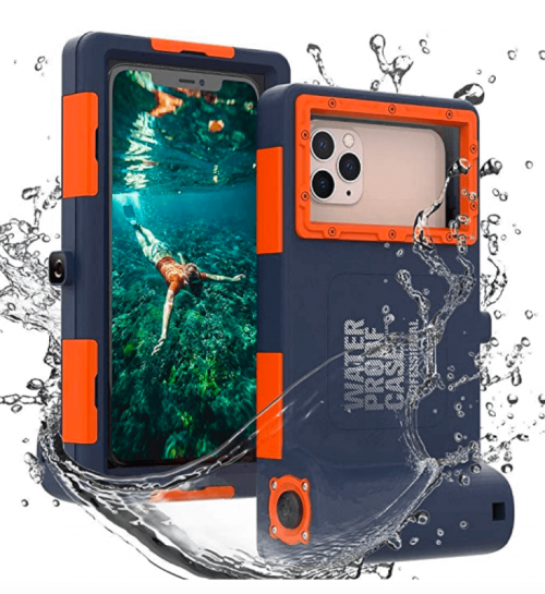 Professional 50ft Diving Phone Case for All Samsung iPhone Series