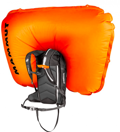 Mammut Avalanche Airbag Backpack Flip Removable Airbag 3.0