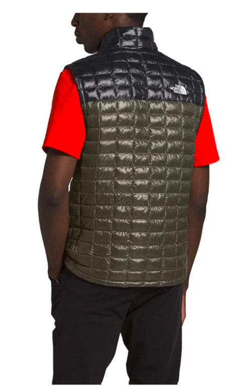The North Face Men's ThermoBall Eco Insulated Vest