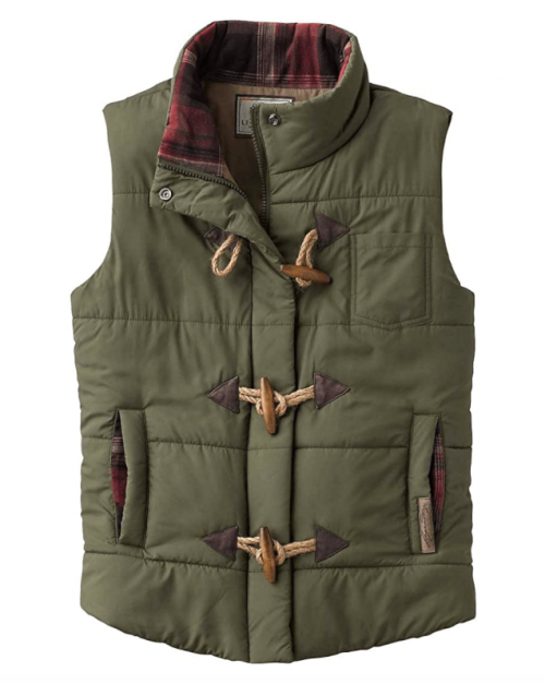 Legendary Whitetails Women's Quilted Vest