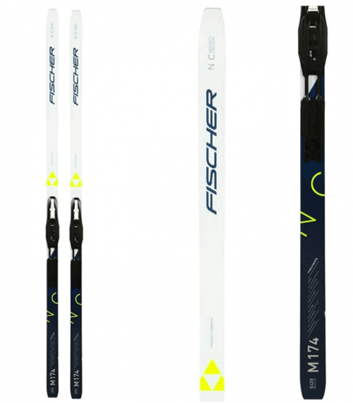 Fischer Affinity EF Crown My Style XC Skis w/Step-in IFP Bindings