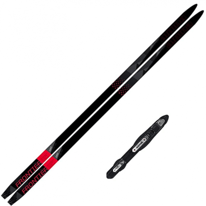 Alpina Frontier Skin NIS Cross Country Touring Skis