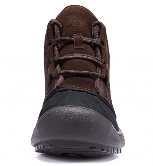 CAMEL CROWN Men's Insulated Winter Snow Boots