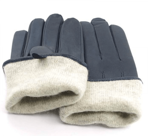 MGGM collection Mens Nappa Lambskin Leather Gloves