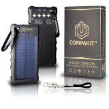 Solar Phone Charger Compakit