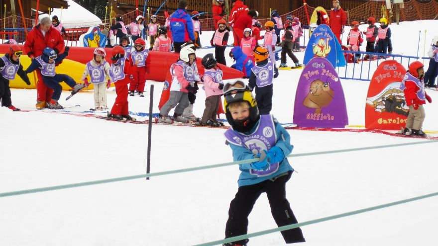What is the right age to motivate your kid to start skiing?