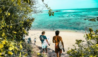 The Different Styles of Surfing tells you all about styles and surf boards in 2019 GearweAre