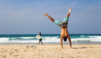 Adventurous Things to Do at the Beach GearWeare