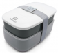 Bentgo All-in-One Stackable Lunch/Bento Box, Grey