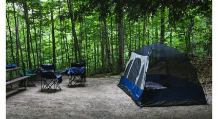 How to set up a campsite GearWeAre