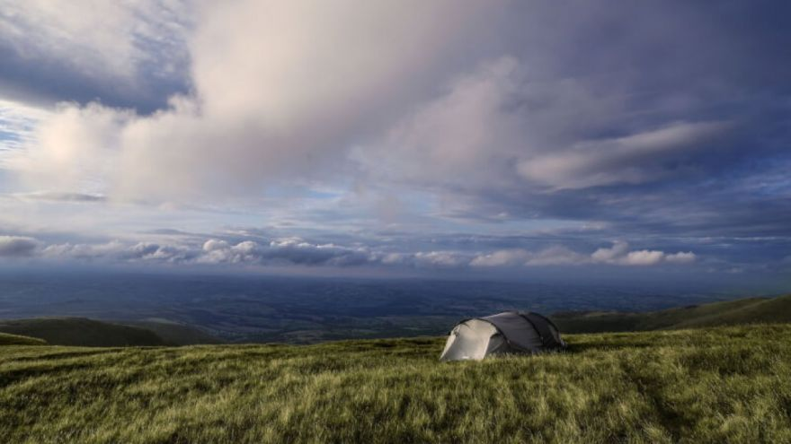 Safety Tips for Camping Alone
