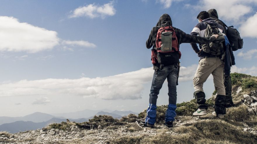 How to Choose and Use Trekking Gaiters GearWeAre