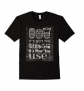 It's Not The Size Of Lens - Funny Photographer T-Shirt Gift