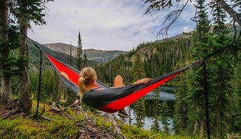 The Ins and Outs of Sleeping in a Hammock in the Outdoors GearWeAre