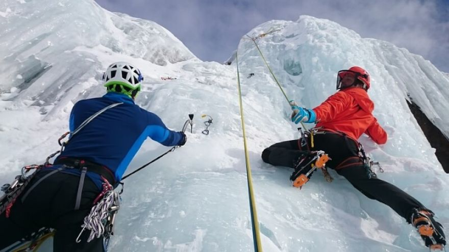 Ice Climbing Gear and how to choose the right one GearWeAre