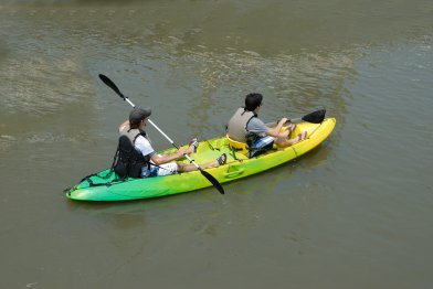 The Heritage Kayaks Featherlite 9.5 Angler Review GearWeAre