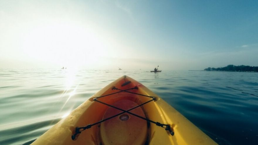 How to Camp Out of a Kayak 2019 GearWeAre