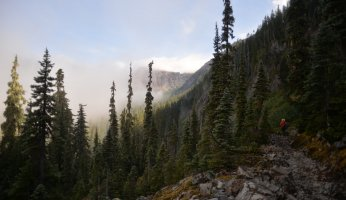 A Profile Of The Pacific Crest Trail