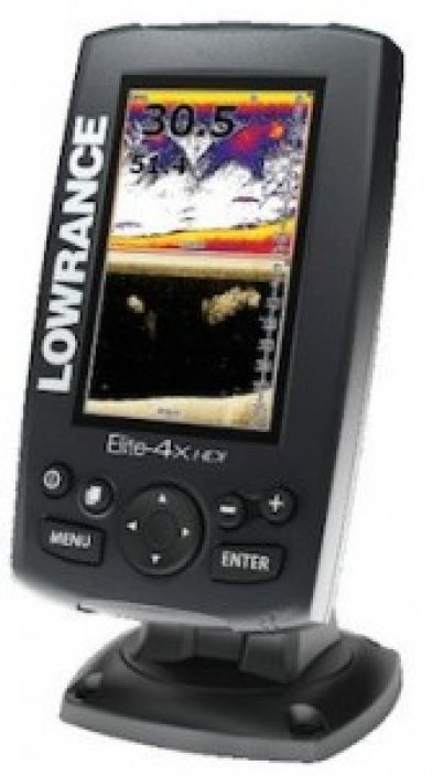 Lowrance Elite 4x HDI Fish Finder Reviewed
